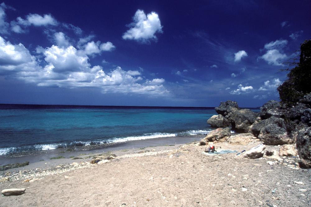 Curacao island weather