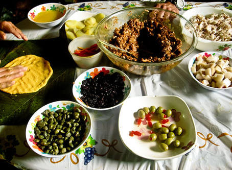 Eat Like a Curacao Local during Christmas