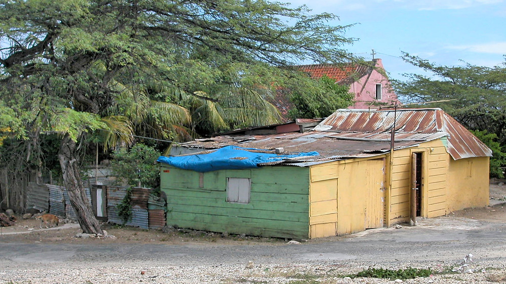 Poverty is real in the Caribbean