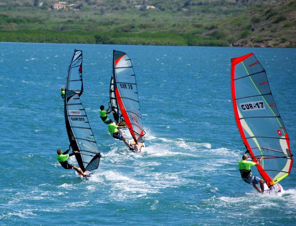 Windsurfing Curacao