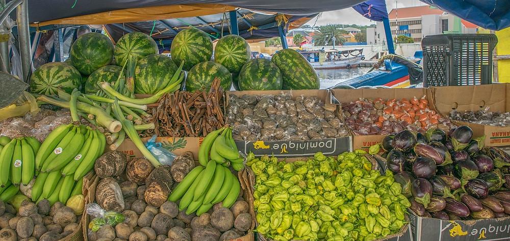 Floating Market Willemstad