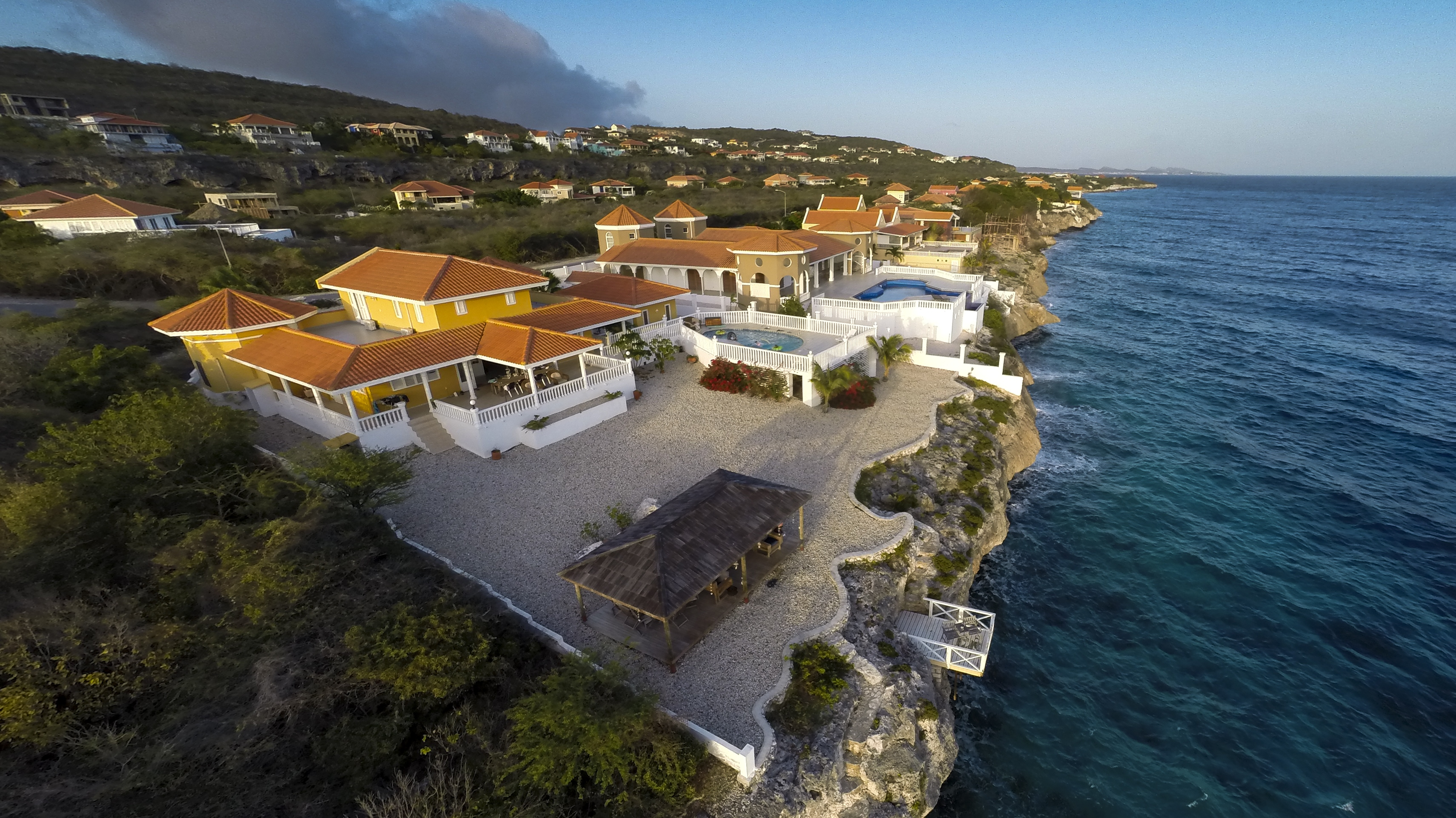 Curacao Vacation Rentals | Book Your Oceanfront Caribbean Island Villa