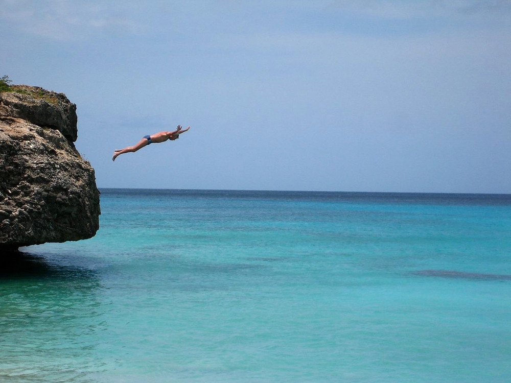 Playa Forti, Curacao