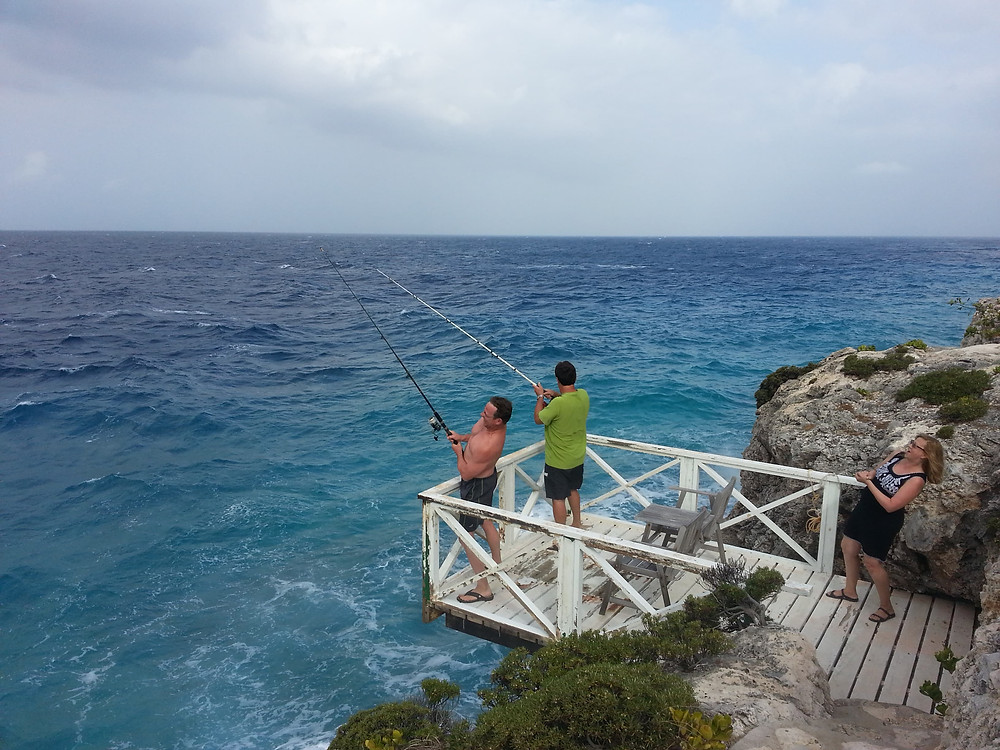 Fishing Curacao