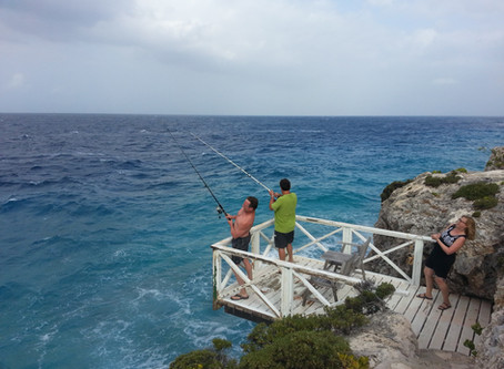 How to Catch Fish like a Local in Curacao