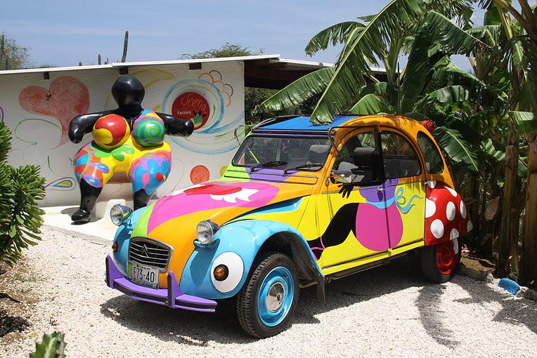 Car rental Curacao, Ducks United