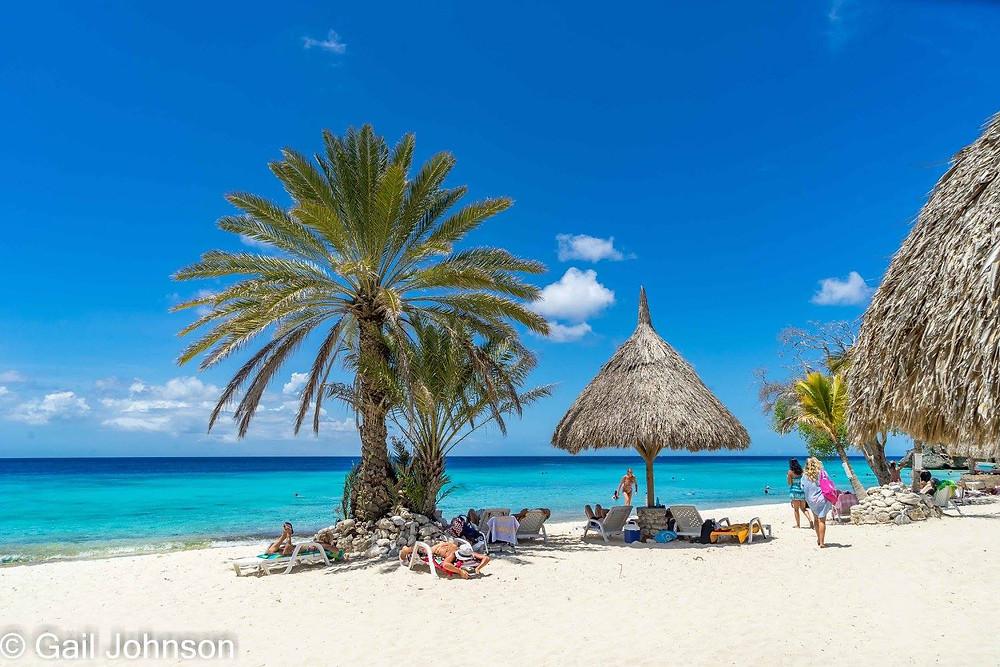 Romantic Cas Abou Beach Curacao