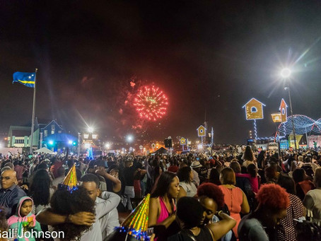 The Very Best Way to Celebrate New Year's Eve in Curacao