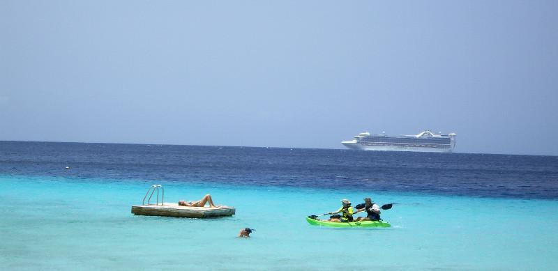 Kayak Curacao