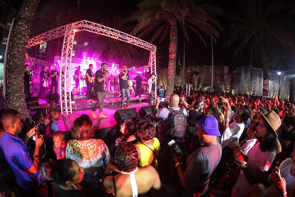 Rif Fort, Curacao Nightlife