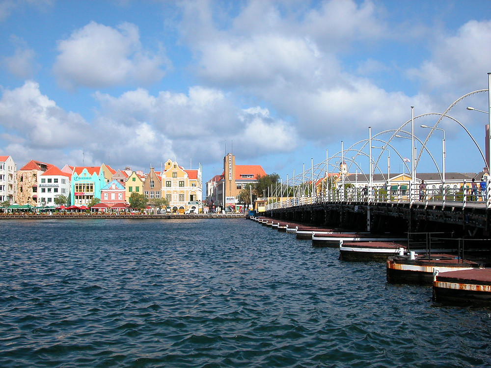 Willemstad floating bridge