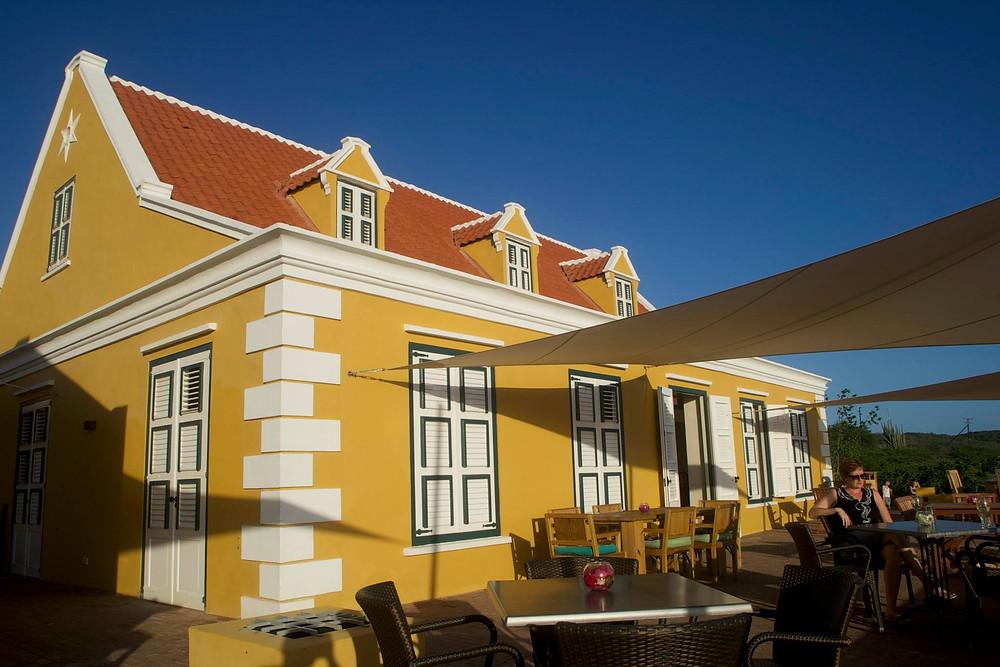 Restaurant Klein Santa Martha, Curacao