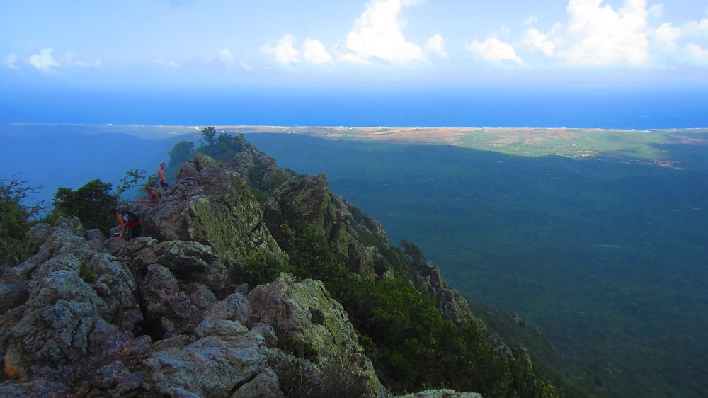Mount Christoffel, Curacao
