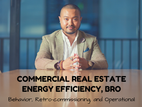 Commercial Energy Efficiency, BRO (Behavior, Retro-commissioning, and Operational)