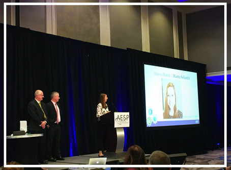 "Waypoint Energy Manager Marta Schantz Wins AESP ""One to Watch"" Award"
