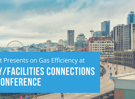 Waypoint Presents on Gas Efficiency at Energy/Facilities Connections (EFC) Conference