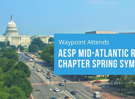 Waypoint Attends AESP Mid-Atlantic Region Chapter Spring Symposium
