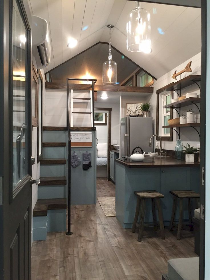 WeyHaus royal oak custom tiny home const