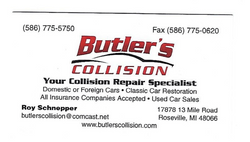 Butlers Collision Business Card-1
