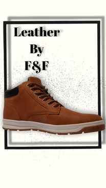 Leather by F&F