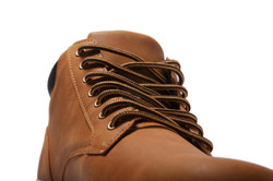 Brown Suede Boots - Studio - product Pho