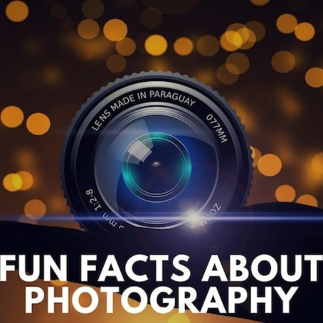 15 Awesome Photography Facts We Bet You Didn't Know