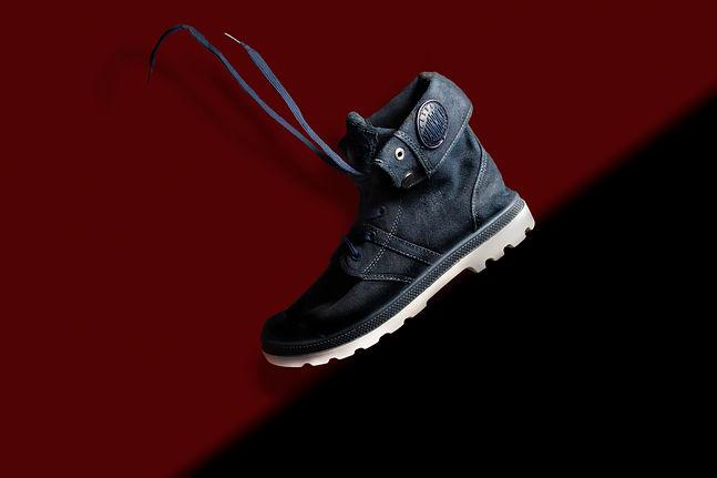 denim shoe   Creative product Photography   JG Media