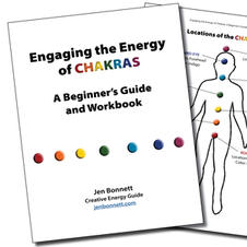 Engaging the Energy of Chakras Guide & Workbook