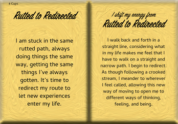 How to Shift Your Energy from RUTTED to REDIRECTED
