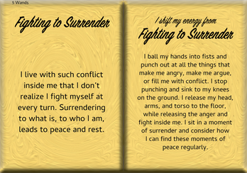 How to Shift Your Energy from FIGHTING to SURRENDER