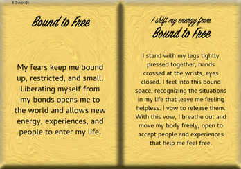 How to Shift Your Energy from BOUND to FREE