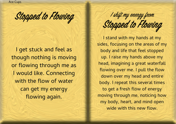 How to Shift Your Energy from STOPPED to FLOWING