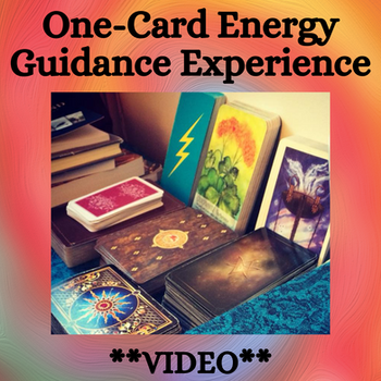 One-Card Energy Guidance Experience Video