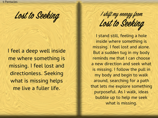 How to Shift Your Energy from LOST to SEEKING