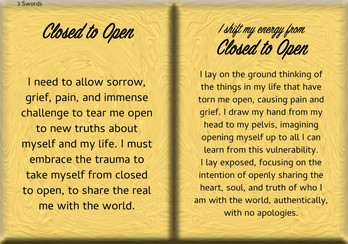 How to Shift Your Energy from CLOSED to OPEN
