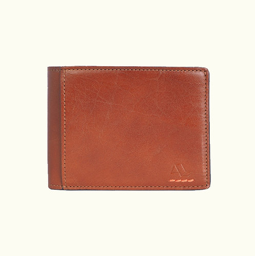 TERRA DOUBLE PANEL 10 CARD WALLET WITH WINDOW-TR00771
