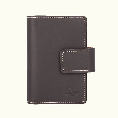 Card book with belt-NF06979