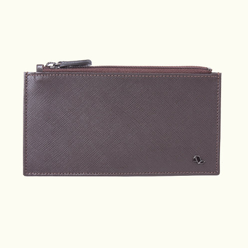 MORO 6 CARD HOLDER WITH ZIP-MR01579
