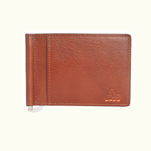 TERRA 5 CARDS CLIP WALLET WITH WINDOW-TR00971