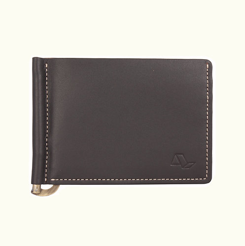 2 way 9 Card Clip Wallet with window-NF06779