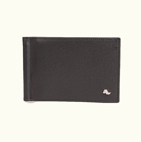 NERO 6 Card Clip-wallet with Window-NR01599