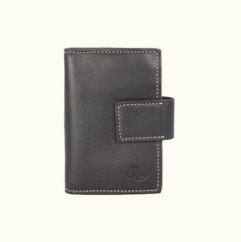 Card book with belt-MO01299