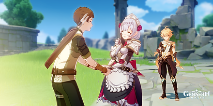 Noelle - A defender's will is their stre
