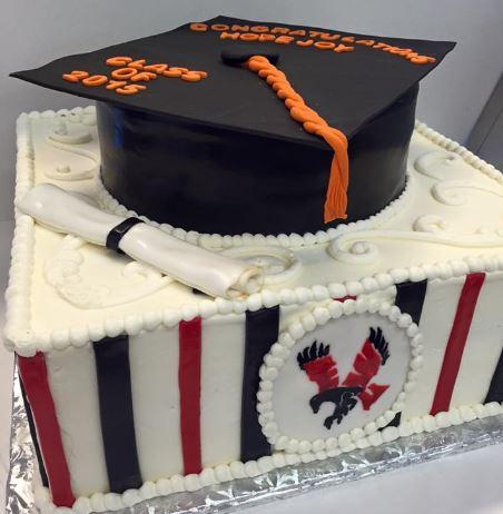 grad cake 6