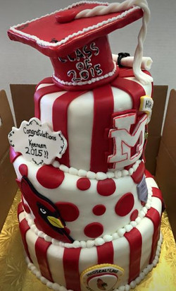 grad cake 12