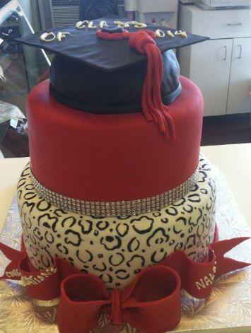 grad cake 9