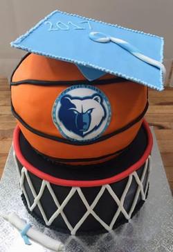 grad cake 10