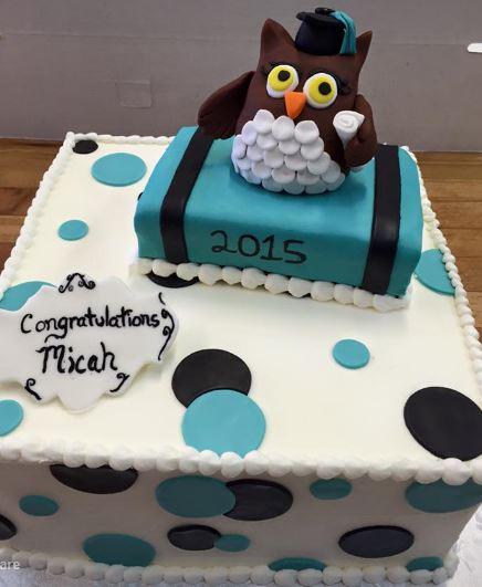 grad cake 13