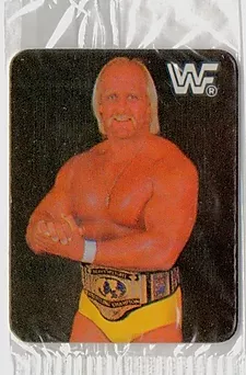 Hostess WrestleMania Stickers