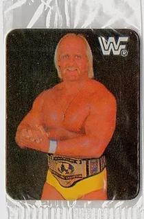 Hostess WrestleMania Stickers